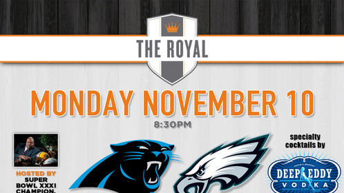 MNF Networking & Charity Series @ The Royal, NYC