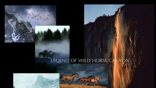 Legend of Wild Horse Canyon Pre-Registered Copyrighted Market Ready, ADV/FAITH