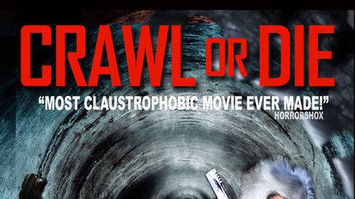 "Check out ""The most CLAUSTROPHOBIC movie ever made!"" -HorrorShox CRAWL OR DIE on HuluPlus today! http://www.hulu.com/watch/711792  We'll be doing a LIVE CHAT on the HuluPlus page Thursday at 8pm EDT"