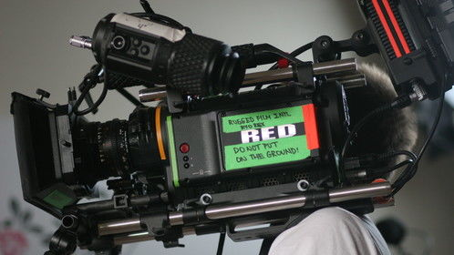 Shot on Red One.