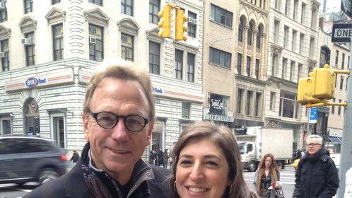 Mayim, NYC 2013