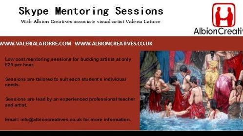 Albion Creatives Mentoring Initiative (Visual Arts)