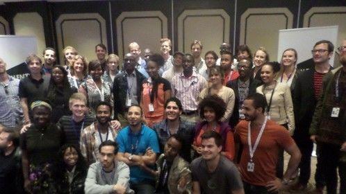 Talent Durban, #Acting At the 35th Durban International film festival 2014
