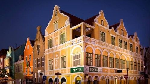 Downtown, Willemstad (Curaҫao)