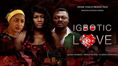 IGBOTIC LOVE A young lady and her soon to be fiancé are full of excitement as they break the news of their engagement to her parents. Her parents are joyful until her fiancé discloses his family lineage, throwing her mother into a shameful and obstinate feat of anger. Queen Nwokoye, Clarion Chukwura, Tom Njamanze. Directed by: Reginald Ebere http://irokotv.com/video/6029/igbotic-love