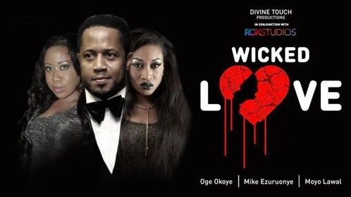 WICKED LOVE A handsome and accomplished man, blinded by his ego and taste for the finer things in life, gets entrapped in an affair with an alluring damsel, but when the fury of a woman scorned strikes, the outcome is beyond abominable.  Mike Ezuruonye, Oge Okoye, Kunle Coker, Moyo Lawal Directed by: Reginald Ebere http://blog.irokotv.com/2014/09/love-they-say-is-wicked-watch-new-movie.html