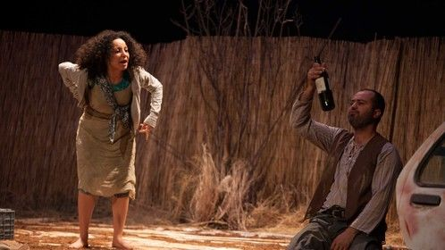 Boesman and Lena, by Athol Fugard, Diyar Theatre, Bethlehem.