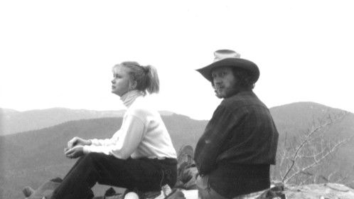 Rob & Penny on Little Pisga 1997