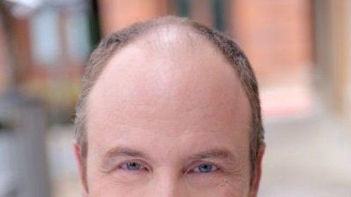 Steven Brown - Commercial Headshot