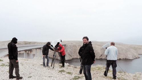 Shooting of MAJSTORI / HANDYMEN (2013)