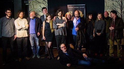 special avant-premiere of Vanitas in Kinepolis cinema in Antwerp.