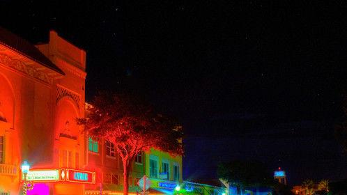 Flagler Avenue Evening, Stuart, FL