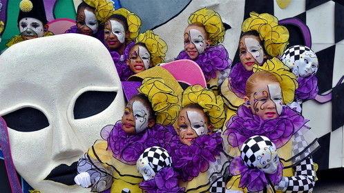 Children Carnival at Curaҫao