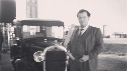 As Lansky Bookie for 'Making of the Mob'