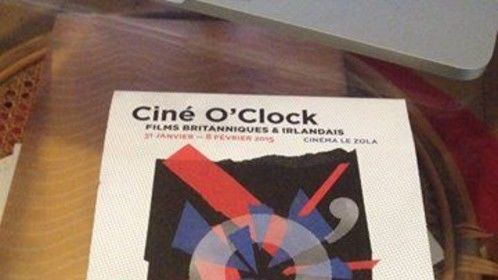 Delighted that INK will play Ciné O'Clock in Lyon, France on Feb 5th, alongside some amazing shorts, including the amazing He Took His Skin Off For Me.