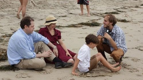 On set of Quicksand Years.