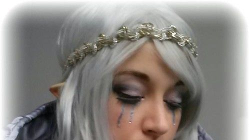 Lady Of Mercy cosplay