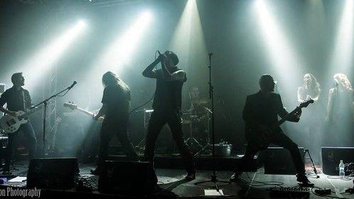 Sleep of Monsters - One Eye Tattoo Party. More photos here: http://nakkertton.kuvat.fi/kuvat/2014/Music/One+Eye+Tattoon+syntt%C3%A4rit/SOM-11a.jpg