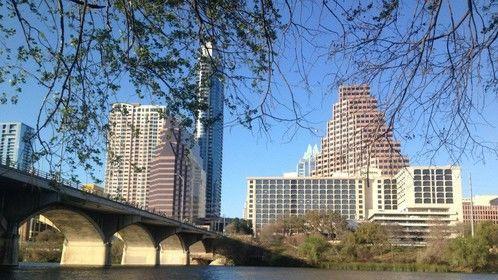 Austin during SXSW 2013