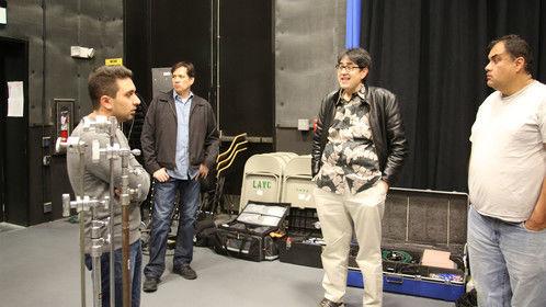 Executive Producer Dan Watanabe