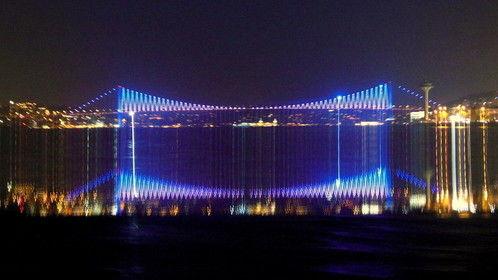 Bosphorus Bridge (Istanbul / Turkey) > Photo by Irfan KUZU https://theartstack.com/artists/irfan-kuzu http://www.saatchiart.com/irfankuzu https://www.facebook.com/irfankuzu https://vimeo.com/irfankuzu