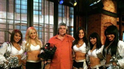 The Oakland Raiders Raiderettes!