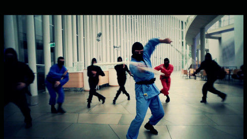 """Philharmonie:Ninja!"" - commercial"