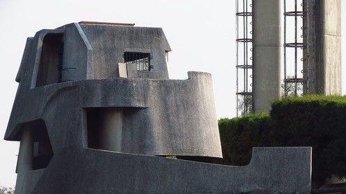 Guatemala Architecture theatre