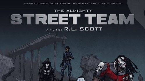 "Currently writing the script for my new movie ""The Almighty Street Team."" In theaters Nationwide 2017!!!"