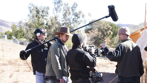 On the set of Bounty