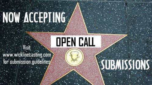If you are experienced talent living in the Philadelphia area, we'd love to meet you! Now accepting submissions for open call. Please visit our website (www.wicklinecasting.com) to learn how to submit.