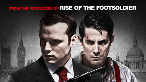 I'm playing Reggie Kray in up coming feature film 'Rise of The Krays' check updates out on twitter - @TheKraysMovie