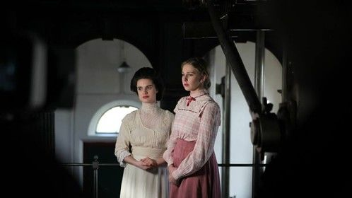 Sophie Begg & Leanne Rutter starring as The Wilton Sisters
