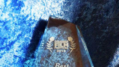 Best Screenplay, Pasadena International Film Festival 2015