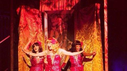 Zodiac Girls in new musical DORIAN'S DESCENT in L.A.