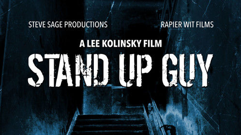 Stand Up Guy Film Poster