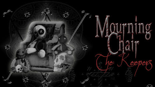 Mourning Chair Voodoo Banner www.mourningchair.com www.facebook.com/MourningChair