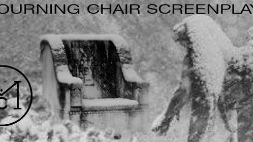 Mourning Chair Banner www.mourningchair.com www.facebook.com/MourningChair
