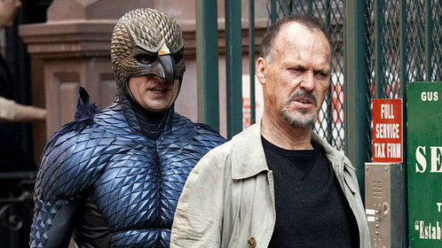 THE OSCAR FOR BEST PICTURE: BIRDMAN