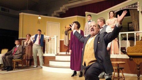Frankie Cobb - Vaudeville 2012 (Advent Theatre)