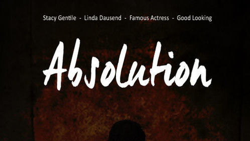 Poster Idea for Absolution - Early Comp