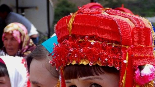 Juruk's tribe bride