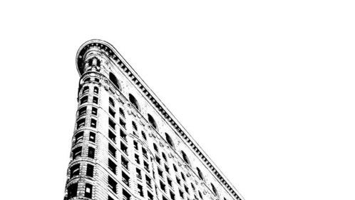 Flat Iron Building on recent visit to NYC
