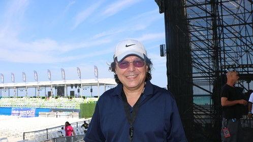 Felicidades Rudy Perez por el gran trabajo que estás haciendo en Miami Beach 100 .  Estoy encantado de Colaborar contigo .