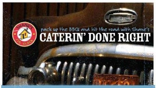 Call us at 770-569-1988 for all your catering needs and let's get messy!