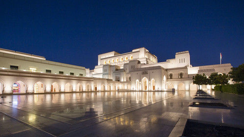 ROHM - Royal Opera House Muscat - Oman 2014
