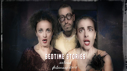 BEDTIMES STORIES  A black comedy about SEX ... by George Iliopoulos