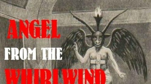 Angel From The Whirlwind can be purchased in Kindle Edition e-book at amazon.com. Author William A. Hinson