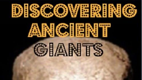 Discovering Ancient Giants in Kindle Edition e-book can be purchased at amazon.com. Author William A. Hinson