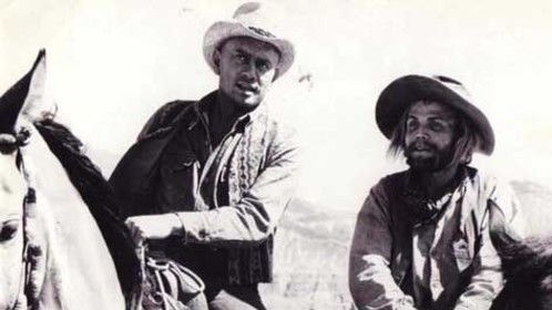 from the film CATLOW with Yul Brynner
